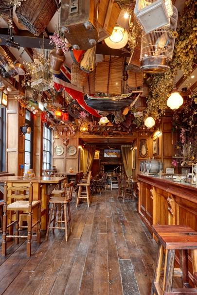 Mr Fogg's Tavern, Covent Garden