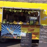 Urban Food Fest, Shoreditch High Street