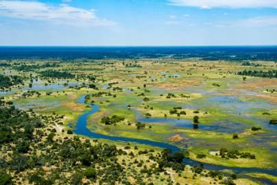 32. Okavango Delta, Botswana