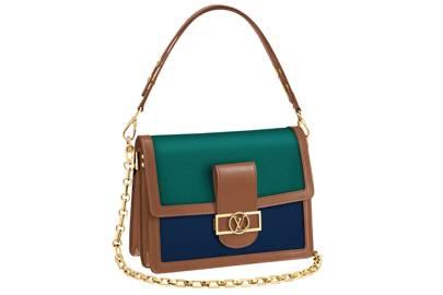 Louis Vuitton 'New Bond Street' Dauphine bag