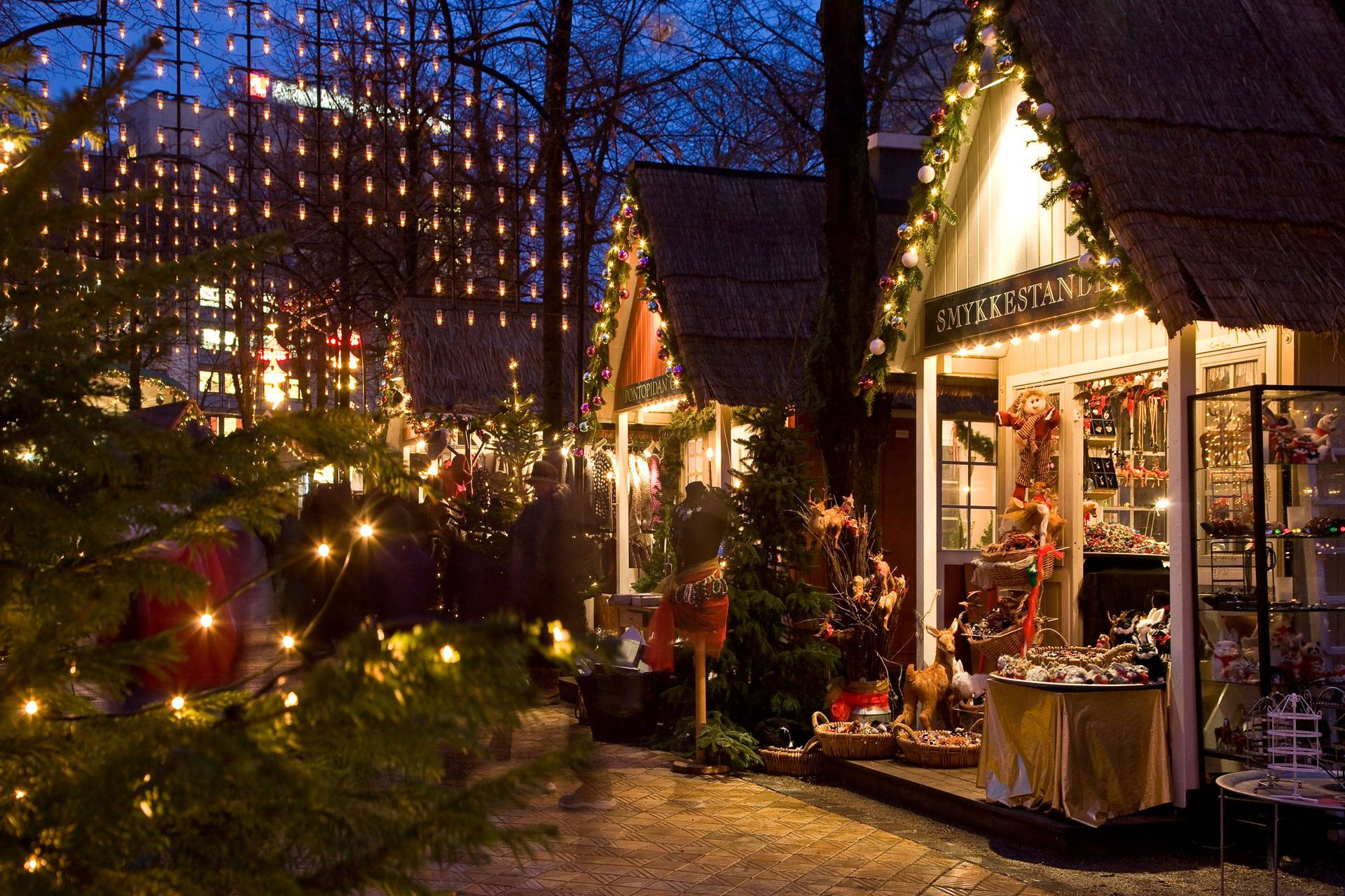 Christmas Markets In South Tyrol, Copenhagen, Helsinki, Tallinn And Barcelona
