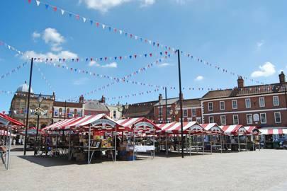 9. Newark-on-Trent, Nottinghamshire