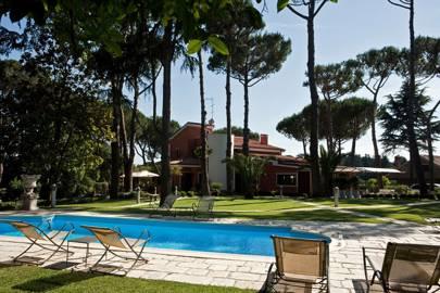 Villa Nocetta, Rome