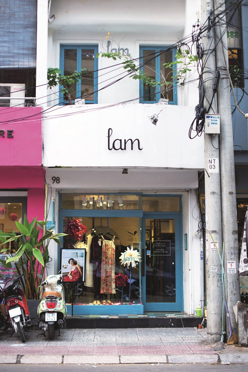 The best shops in Ho Chi Minh City | CN Traveller