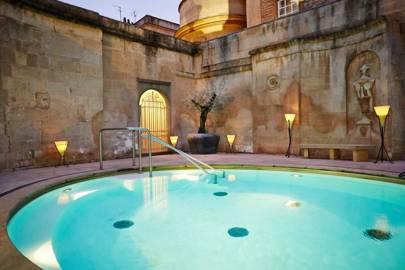 1. CROSS BATH, THE HIDDEN THERMAL BATH