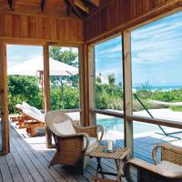 The villas at Parrot Cay, Turks & Caicos Islands, Caribbean