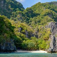 10. Hidden Beach, Palawan, Philippines