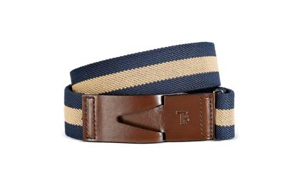 8. Tod's canvas belt
