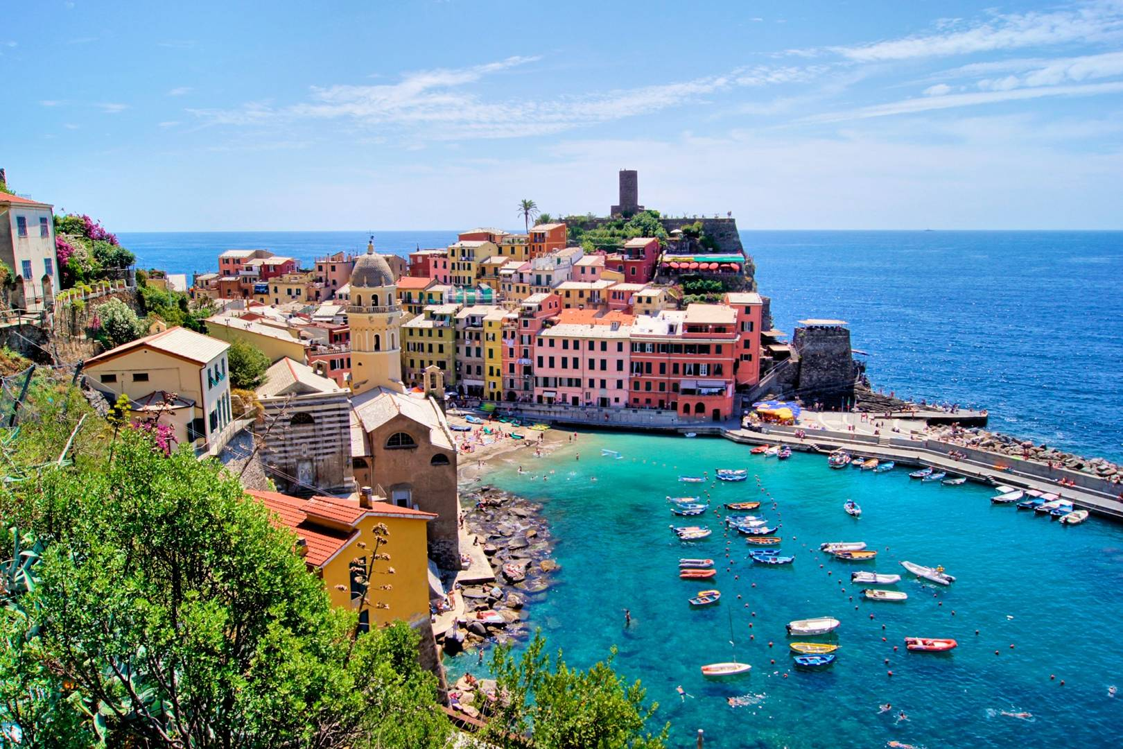 Travel Guide To Cinque Terre