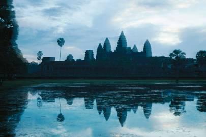 Temples of Angkor Wat