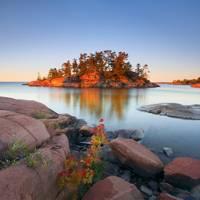 Leaf-peeping in Canada