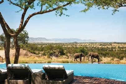 Four Seasons Safari Lodge, Serengeti, Tanzania