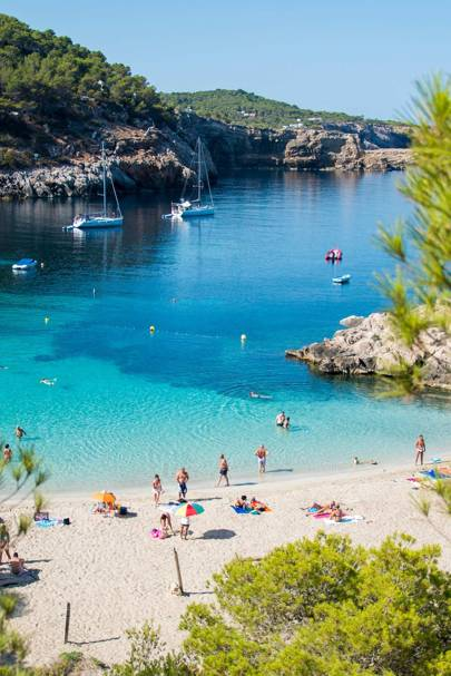 The Best Beaches In Ibiza Spain Cn Traveller