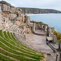 3. Minack Theatre, Cornwall
