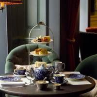 Townhouse Tea at the Dean Street Townhouse