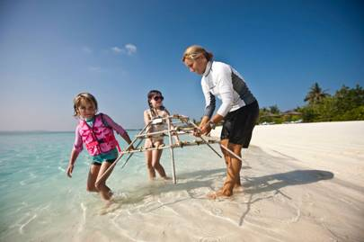 Conservation on the Maldives