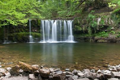 Wild swimming in Wales