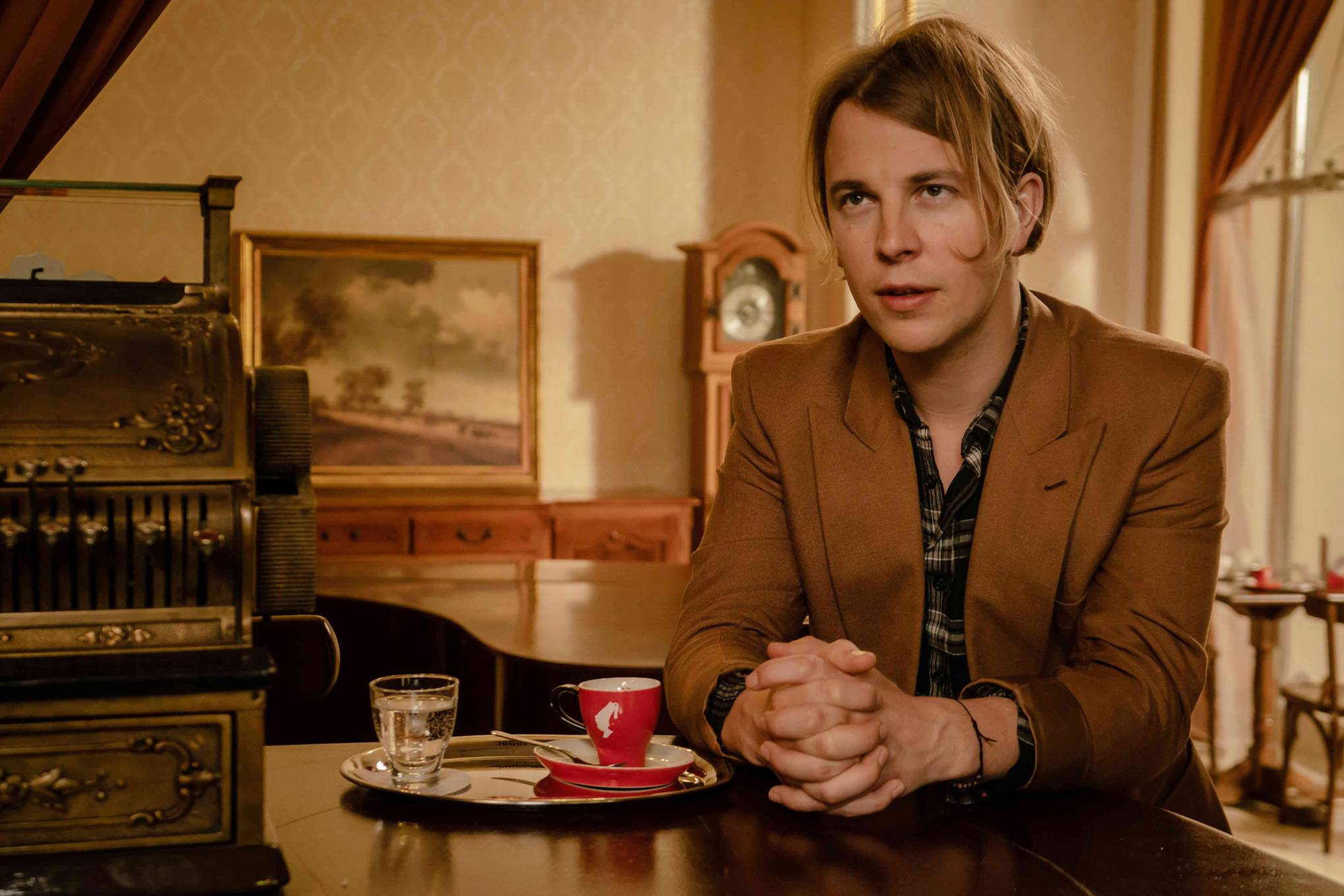 Tom Odell on Los Angeles