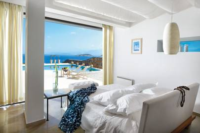 Thalassa Villas at St Nicolas Bay, Crete, Greece