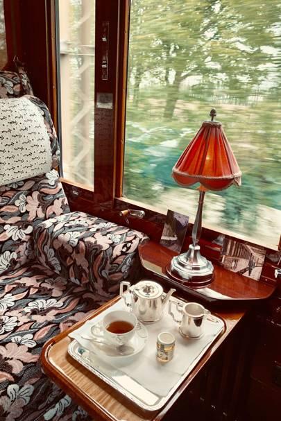 Photos Of The Venice Simplon Orient Express Cn Traveller