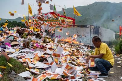 2. Yulan Festival, Hong Kong