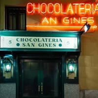 5. Chocolatería San Ginés, Centro