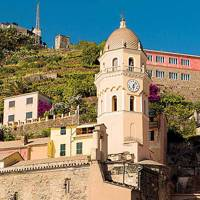 Villages in the Cinque Terre