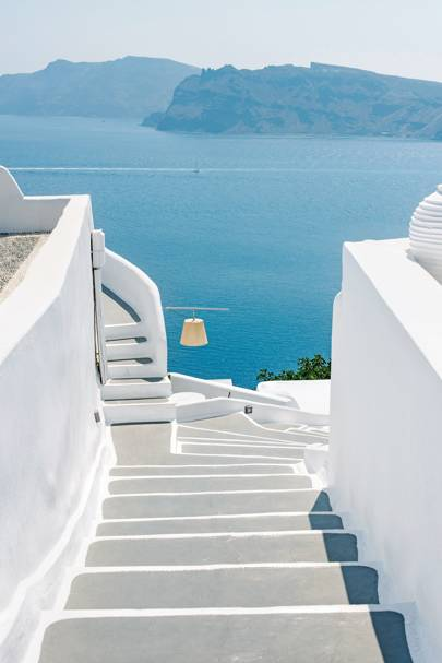 1. The Greek islands