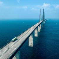 Øresund Bridge, Scandinavia