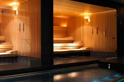 Spas: Spas in UK hotels