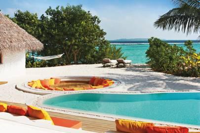 Soneva Fushi, the Maldives