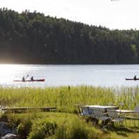 Lake Mälaren, Sweden