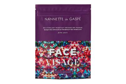Nannette de Gaspé Vitality Revealed Face