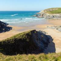 5. Porth Joke Beach, Newquay