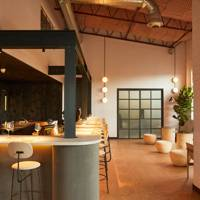 8. The creative space – upstairs at Silo, Hackney Wick