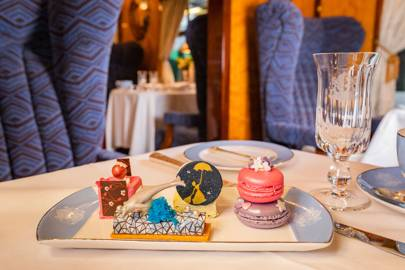 Practically Perfect Afternoon Tea, Belmond British Pullman, Victoria Station