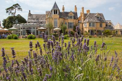Dorset: a coastal escape to cosy Victoriana at the Pig on the Beach
