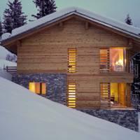 Chalet Charr in Switzerland