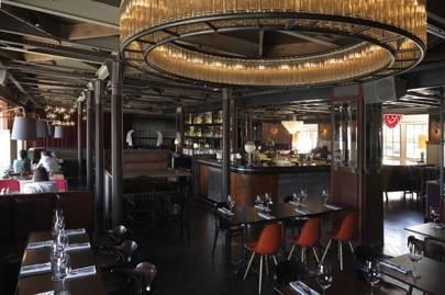 Strelka Bar, Moscow