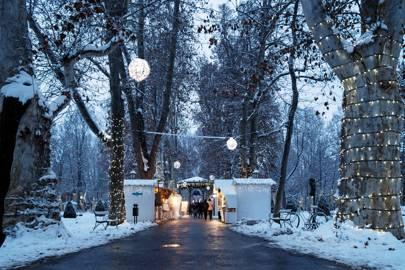 ZAGREB CHRISTMAS MARKET, CROATIA