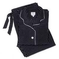 Budd polka dot pyjamas, £395