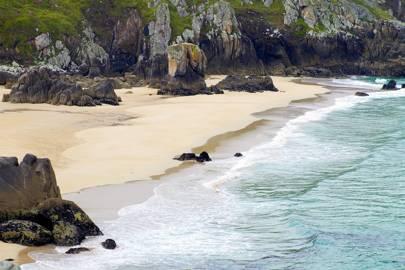 3. Praia de Lumebó, Galicia