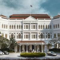 17. Raffles Hotel, Singapore