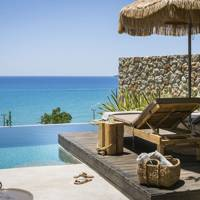 9. 10 per cent early-bird discount at Kefalonia's F Zeen boutique hotel for 2021 bookings