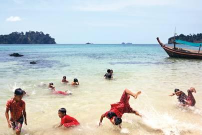 Beaches of the Mergui Archipelago, Burma
