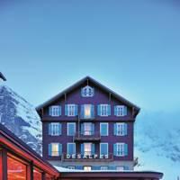 HOTEL BELLEVUE DES ALPES,  BERNER OBERLAND, SWITZERLAND