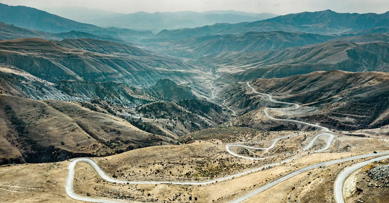 An epic road-trip journey through Armenia