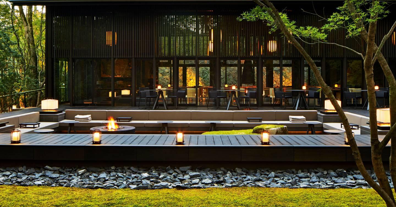 Aman Kyoto: a secret woodland treasure
