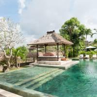 A party house near Seminyak, Bali