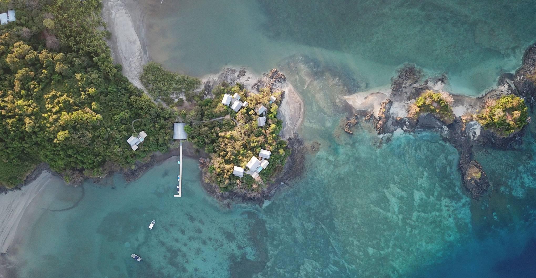 Islas Secas Reserve & Lodge, Panama hotel review
